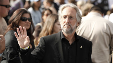 Former president of the National Academy of Recording Arts and Sciences, Neil Portnow.