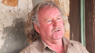 Alleged murderer and former Wentworth Shire deputy mayor Paul Cohrs.