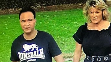 Chiminh Phun, left, and Lois Loder have both been convicted of dine-and-dash offences at Perth restaurants.