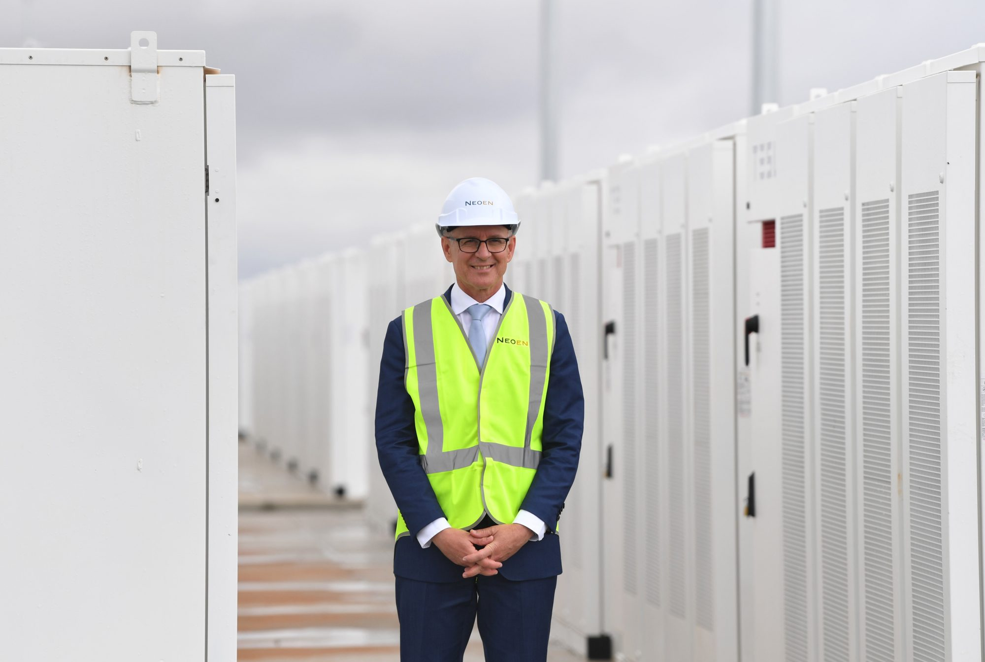 [TECNOLOGIA]   ¨ South Australia's Tesla battery responded to power failure in 140 milliseconds